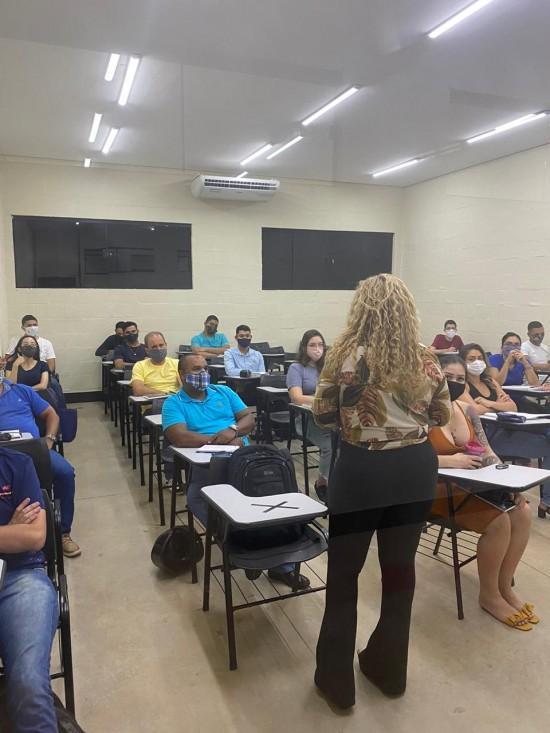 SUCESSO: RETORNO DAS AULAS PRESENCIAS É BEM RECEBIDA PELA COMUNIDADE ACADÊMICA