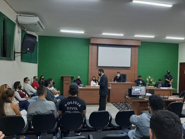 Curso de Direito da Fasipe Rondonópolis Inaugura Simulador de Tribunal - STFF
